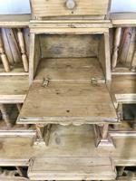 Unusual Victorian Antique Pine Chicken Coop Dresser (2 of 16)
