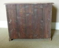 Satin Walnut Chest of Drawers (3 of 6)