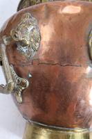 Pair of Chinese Brass & Copper Planters / Jardinières (12 of 13)