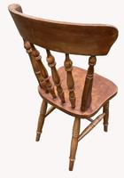 Set of Four Kitchen Chairs (3 of 3)