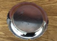 Early 20th Century Tiffany & Co Solid Silver Card Tray / Dish (5 of 7)