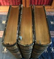 1850 Ireland,  Its Scenery & Character by Mr & Mrs Hall, Complete in 3 Fine Leather Volumes (2 of 9)