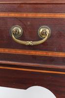 Antique Edwardian Mahogany & Inlaid Music Cabinet (8 of 12)