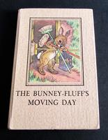 1950 Ladybird Book 'The Bunney Fluff's Moving Day' by A. J.  Macgregor, 1st Edition with Original Dust Jacket (4 of 5)