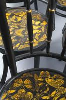 Decorated Bentwood Chairs (3 of 6)