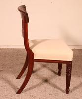 Set of 8 Mahogany Chairs Early 19th Century (7 of 10)