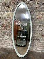 1960's Oval Mirror (3 of 3)