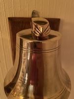 Art Deco Wall Hanging Bell (3 of 5)