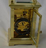 Richard & Co of Paris Striking French Carriage Clock (5 of 6)