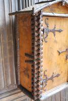 Antique Rustic Swiss Log Cabin Hanging Cupboard (3 of 7)