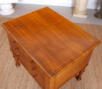 Walnut Chest of Drawers Victorian Side Cabinet 19th Century (6 of 11)