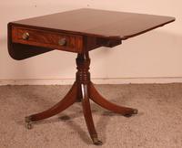 Small Pembroke Table 19th Century in Mahogany (7 of 12)