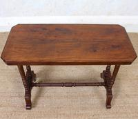 Library Desk Writing Table Mahogany 19th Century (5 of 13)