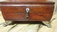 Regency Leather Sewing Box (6 of 13)