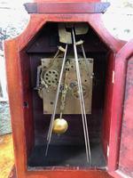 Antique Inlaid Mahogany Bracket Clock (6 of 8)
