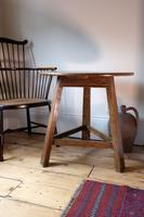 Late 18th Century Oak Cricket Table (11 of 20)