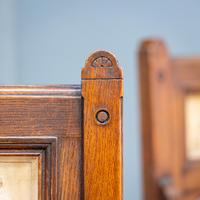 Pair of Arts & Crafts Hall Chairs (8 of 13)