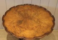 Good Quality Low Walnut Table (5 of 10)