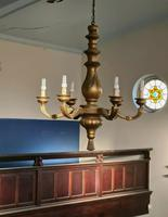Salvaged Reclaimed Lighting Light Fittings Judaica Synagogue (3 of 6)