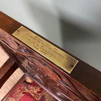 Quality Antique Oak Wainscot Chair (6 of 10)