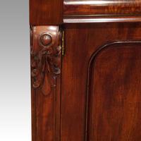 Victorian Mahogany Chiffonier Sideboard (4 of 7)