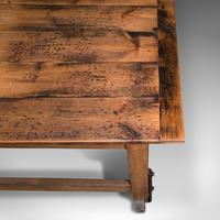 Antique Boulangerie Table, French, Pine, Shop, Bakery, Display, Victorian c.1880 (9 of 12)