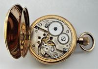 Antique Swiss 1920s Pocket Watch (2 of 5)