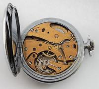 1930s Art Deco pocket watch. (2 of 5)