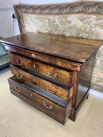 French 19th Century Burr Walnut Commode (6 of 6)