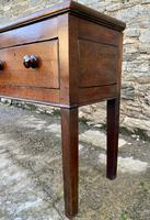Large Antique Elm Dresser Base (5 of 21)