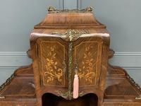19th Century Inlaid Kingwood Bonheur Du Jour (4 of 18)