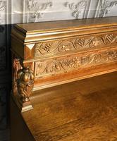 Quality Carved Oak Sideboard (11 of 14)