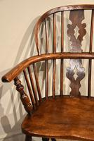 Ash & Elm Low Back Windsor Armchairs (5 of 9)