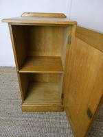 Pair of Scottish Ash Bedside Cabinets (3 of 9)