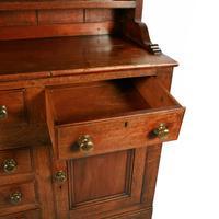Georgian Oak Dresser & Rack (8 of 8)