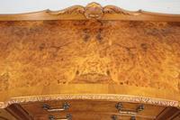Burr Walnut Queen Anne Style Shaped Sideboard (10 of 13)