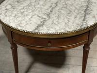 French Marble Top Coffee or Lamp Table (4 of 17)