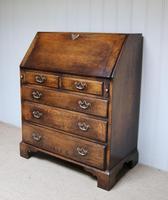 Vintage Oak Bureau (6 of 10)
