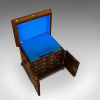 Antique Gentleman's Correspondence Box, Campaign, Travel Case, Regency, C.1820 (11 of 12)