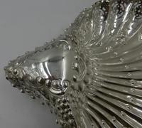 Antique Silver Shell Dish - Sheffield 1901 (3 of 6)