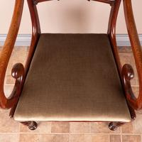 Set of Eight 19th Century Mahogany Dining Chairs (26 of 26)