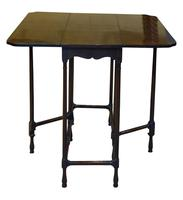 Very Fine George III Chippendale Period Drop-leaf Gateleg Table (2 of 6)