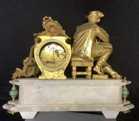 Clock French Mantle (7 of 8)