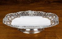 A Quite Exceptional Silver Dish on a Footed Rim (2 of 6)