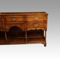 Antique oak pot board dresser (10 of 13)