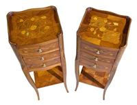 Suite of French Walnut & Floral Marquetry (17 of 20)