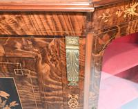 Victorian Credenza Walnut Sideboard Cabinet c.1880 (6 of 16)