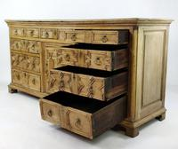 Geometric Oak Dresser Base (12 of 14)
