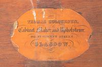 Victorian Mahogany Reading Stand (10 of 13)