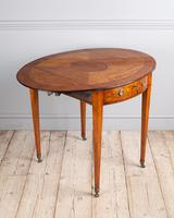 Sheraton Period Satinwood Pembroke Table (6 of 7)